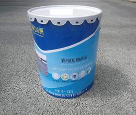 透水地坪材料-聚氨酯彩鋼瓦翻新漆