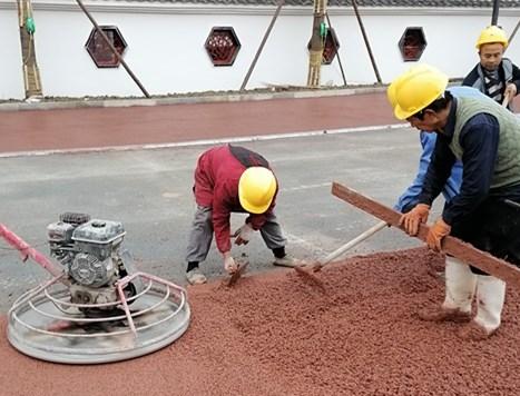 瀘州合江縣舊城改造